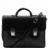 Портфель Tuscany Leather Bolgheri Black