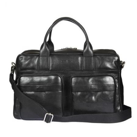 Бизнес-сумка Gianni Conti 911278 black