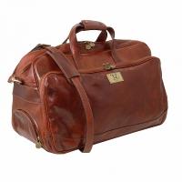 Дорожная сумка Tuscany Leather Samoa Brown