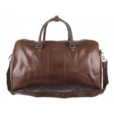 Дорожная сумка Ashwood leather Charles Chestnut Brown