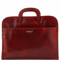 Портфель Tuscany Leather Sorrento Red