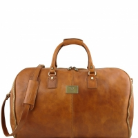 Дорожная сумка Tuscany Leather Antigua Sandy