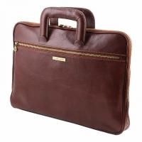 Портфель Tuscany Leather Caserta Brown