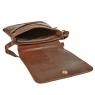 Сумка через плечо Gianni Conti 1222344 dark brown