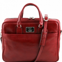 Портфель Tuscany Leather Urbino Red