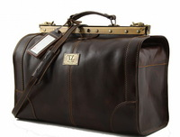 Саквояж Tuscany Leather Madrid - Малый размер TL1023 black