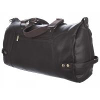 Дорожная сумка Ashwood leather Duccani Dark Brown