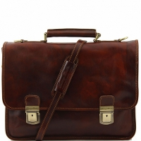 Портфель Tuscany Leather Firenze Brown