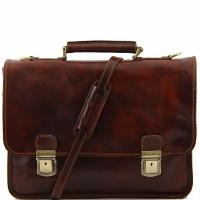 Портфель Tuscany Leather Firenze Brown