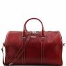 Дорожная сумка Tuscany Leather Oslo Red