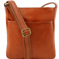 Сумка через плечо Tuscany Leather Jason Honey