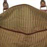 Дорожная кожаная сумка Tuscany Leather TL Voyager Dark Brown Большая