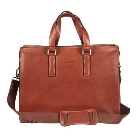 Бизнес-сумка Gianni Conti 911248 tan