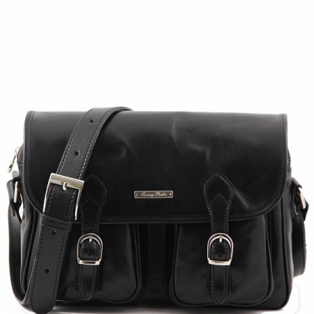 Дорожная сумка Tuscany Leather San Marino Black