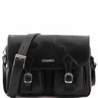 Дорожная сумка Tuscany Leather San Marino Black