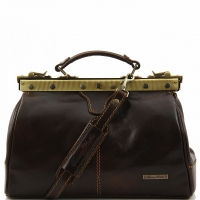 Саквояж Tuscany Leather Michelangelo Dark Brown