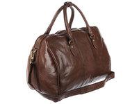 Дорожная сумка Ashwood Leather Harry chestnut brown