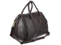 Дорожная сумка Ashwood Leather Harry dark brown