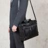 Деловая сумка Lakestone Jacob Black