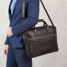 Деловая сумка Lakestone Bartley Brown