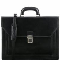 Портфель Tuscany Leather Napoli Black