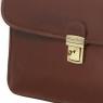 Портфель для ноутбука Tuscany Leather Vernazza Brown