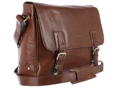 Сумка Ashwood Leather Jasper chestnut brown