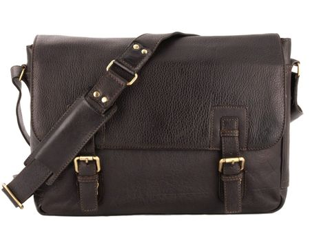 Сумка Ashwood Leather Jasper dark brown
