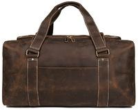 Большая дорожная сумка JMD 6008R brown