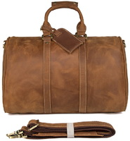 Дорожная сумка JMD 7077B brown