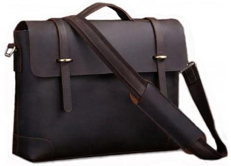 Портфель JMD 7082R-1 dark brown