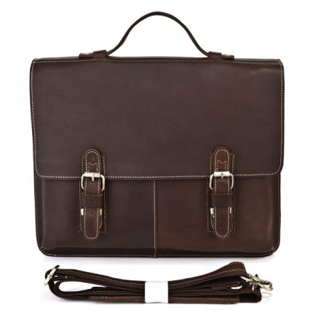 Портфель JMD 7090R Dark Brown