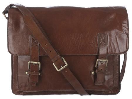 Сумка Ashwood Leather Josh chestnut brown