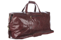 Дорожная сумка Ashwood Leather Lewis 2081 cognac