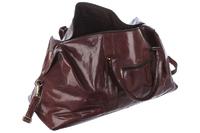 Дорожная сумка Ashwood Leather Harold 2070 cognac