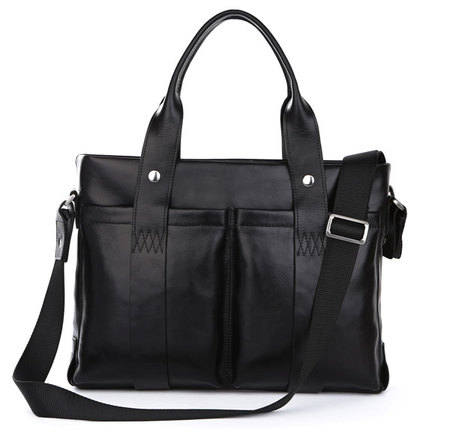 Кожаная сумка JMD 7148A