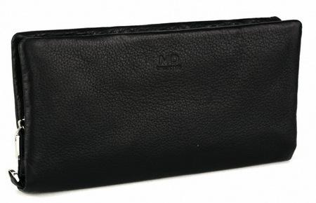 Мужской клатч MD 5581 black