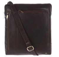 Вертикальная сумка Visconti ML22 brown
