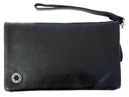 Мужской клатч MB 3903-92 black