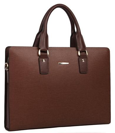 Деловая сумка Bostanten B11523 brown