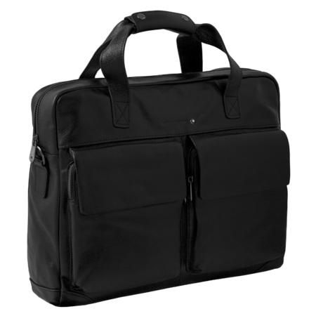 Вместительная сумка MB 318 black