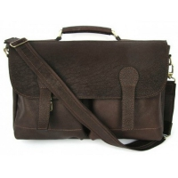 Портфель Jack's Square New York Buffalo Brown
