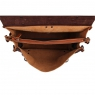 Портфель-трансформер JMD 7161B Brown
