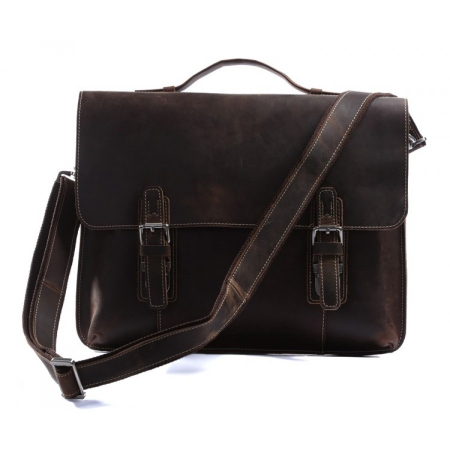 Портфель JMD 7035R Dark Brown