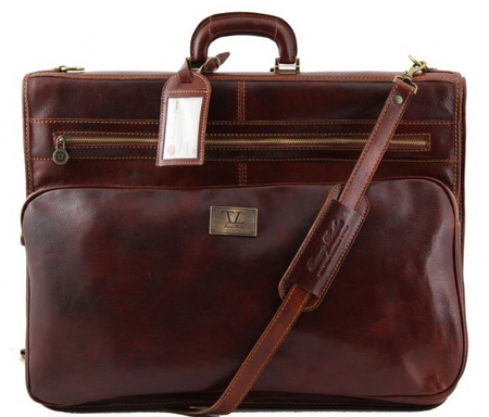 Портплед Tuscany Leather Papeete TL3056 brown