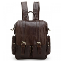 Рюкзак JMD 7123С Dark Brown
