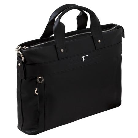 Кожаная сумка SF 4098-5 black