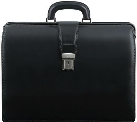 Саквояж-портфель Tuscany Leather Canova TL141347 black