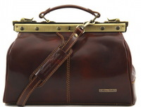Саквояж Tuscany Leather Michelangelo TL10038 brown