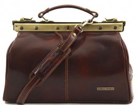 Саквояж Tuscany Leather Michelangelo TL10038 brown